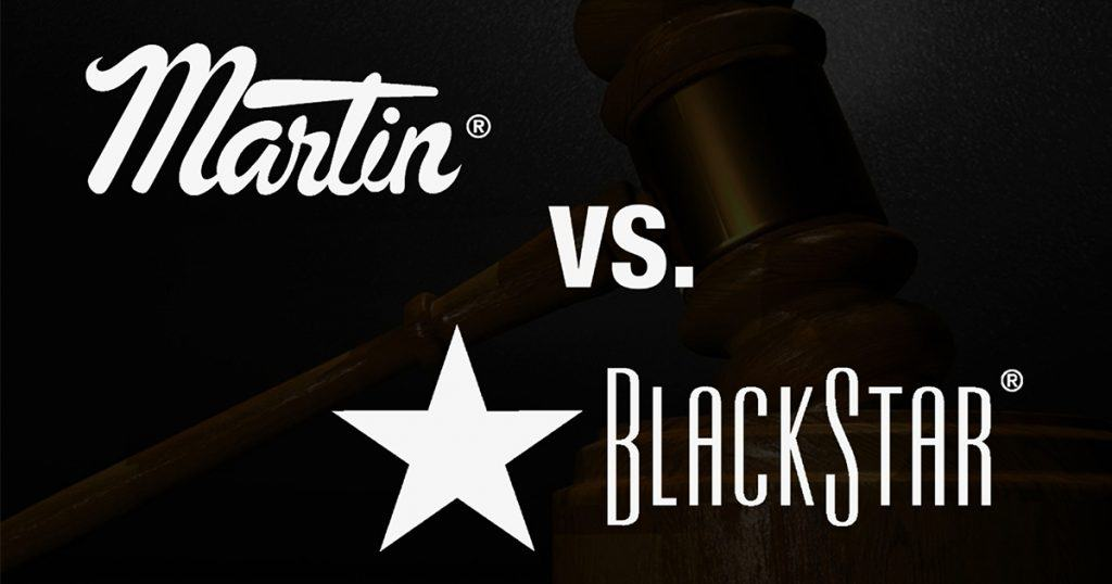 Martin vs Blackstar