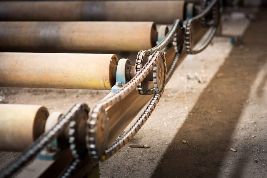 Roller Chain Conveyor DRIVE